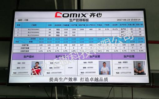 南通工厂andon安灯看板之1-20200720新闻资讯-武汉天傲科技有限公司