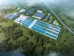 南京高新北部污水处理厂扩容改造项目力争本月全面完工 总投资5.32亿
