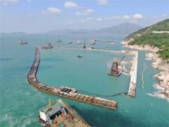 香港首个垃圾焚烧环保项目完成关键节点 年发电4.8亿度