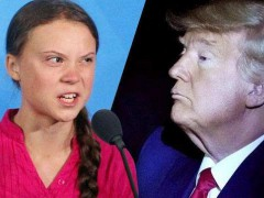 """美媒:瑞典""""环保少女""""已经患上怪病,三年拒绝和家人外的人交流"""