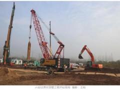 长江大保护六安市城区过淠河顶管工程建设拉开序幕 六安市城区水环境综合治理取得重要进展