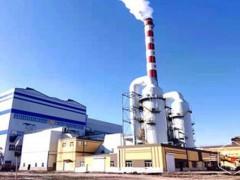 冰城制造!国内首台褐煤NOx超低排放锅炉成功运行