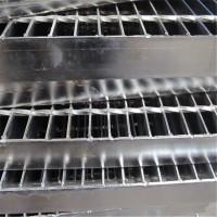 定制插接钢格板 304不锈钢踏步板